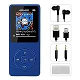 FenQan MP3-Player, tragbar, mehrfarbiger...