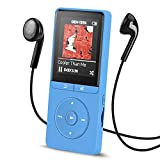 8GB MP3 Player MP4 Player AGPTEK Digitale Musik...