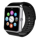 YAMAY Bluetooth Smartwatch Fitness Uhr...