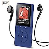 16GB Lossless MP3 Player mit FM Radio und...