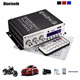 ELEGIANT 12V Mini Bluetooth HiFi Auto KFZ MP3...