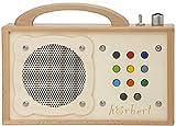 MP3-Player für Kinder: hörbert - Aus Holz und...