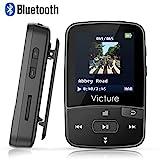 Victure Bluetooth MP3 Player 8GB Mini Sport Musik...