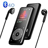 Bluetooth 4.0 8GB Metall MP3 mit 1,8 Zoll TFT...