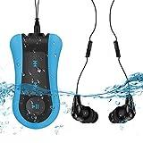 AGPTEK 8GB Clip Wasserdichter MP3 Player mit...
