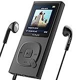 Victure MP3-Player 100 Stunden Wiedergabe Portable...