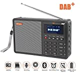 DAB Radios, SAVORI 1.8'LCD Display tragbare FM DAB...