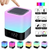 Hetyre- Nachtlicht Bluetooth-Lautsprecher, Touch...