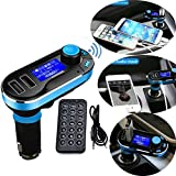[2017 Version] Fm Transmitter FusionTech Bluetooth...