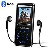 MP3 Player, 16GB Bluetooth MP3 Player mit...