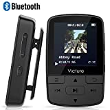 Victure Bluetooth MP3 Player 16GB Mini Sport Musik...