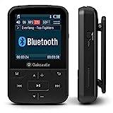 Oakcastle MP100 8GB MP3-Player mit Bluetooth,...