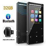 MP3 Player, 32GB MP3 Player mit Bluetooth, FM,...