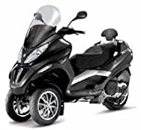Piaggio MP3 500 LT Business Schwarz Cosmo 98 A