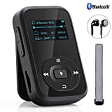 Bluetooth MP3 Player, Baonuor Mini MP3 Player mit...