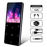 MP3 Player, HOLALEI 16GB Bluetooth Sport Musik...