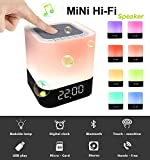 StillCool LED Bluetooth Lautsprecher Lampe Tcouch...