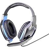 Renkforce RF-GHD-100 Gaming Headset 3.5 mm Klinke...