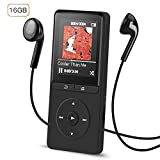 AGPTEK 16GB MP3 Player 70 Stunden...