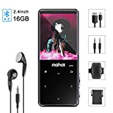MP3 Player Bluetooth 4.2 16GB mit 2.4 Zoll...