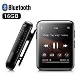 MP3 BENJIE 16GB 1.8' MP3 Player Voller Touchscreen...