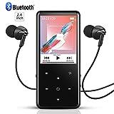 8GB Bluetooth 4.0 MP3 Player mit 2,4 Zoll TFT...
