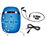 【2018 HiFi Sound wasserdicht MP3-Musik-Player...