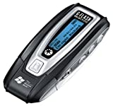 Maxfield G-Flash Tragbarer MP3-Player 1 GB silber