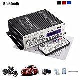 ELEGIANT 12V Mini Bluetooth HiFi Auto KFZ MP3...