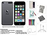 Apple iPod Touch 6G, 32GB, - Space Grau + Extra...