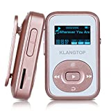 MP3 Player Sport KLANGTOP Bluetooth Musik Player...