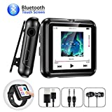 Bluetooth MP3 Player 8GB mit Armband Clip und...