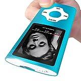 Mymahdi MP3 / MP4 beweglicher Spieler, hellblau...