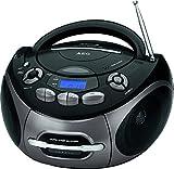AEG SR 4366 Stereo-Kassetten-Radio mit...