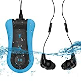 AGPTEK 8GB Clip Wasserdichter MP3 Player mit...