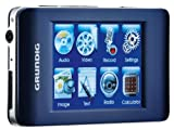 Grundig Mpixx 8400 FM  MP3 Player 4 GB blau