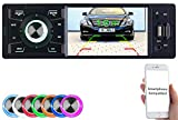 Creasono Autoradio 1 DIN: MP3-Autoradio mit...