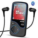 4.1 Bluetooth MP3 Player, Tragbare Musik Player...