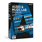 MAGIX Audio & Music Lab – 2017 Premium –...
