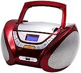 CD-Player | Tragbares Stereo Radio | Kinder Radio...