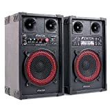 Fenton SPB-8 • PA Lautsprecher • Aktivboxen...