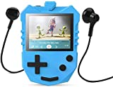 AGPTEK MP3 Player Kinder, 8GB Autodesign Video...