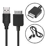 subtel® USB Kabel (1m) kompatibel mit Sony...