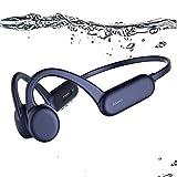 AQUYY Bone Conduction Bluetooth 5.0 Schwimmen...