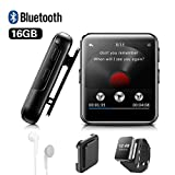 MP3 Player BENJIE 16GB MP3 Player Bloothooth 1,5'...
