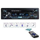 Tobetree 60W×4 Autoradio mit Bluetooth4.2...