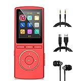 MP3 Player mit starkem Bluetooth, 32GB Kinder...