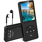 AGPTEK MP3 Player, 8GB verlustfrei MP3 mit 1,8...