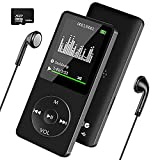 MP3 Player, Wodgreat Kinder MP3 Player mit 32GB SD...