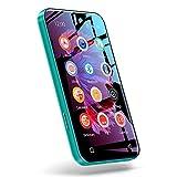 TIMMKOO MP3-Player mit Bluetooth, 4,0' Full...